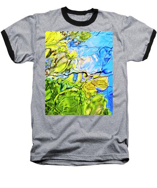 On Looking Up Baseball T-Shirt
