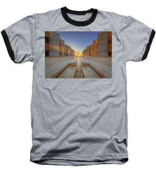 On Opposite Sides  Baseball T-Shirt