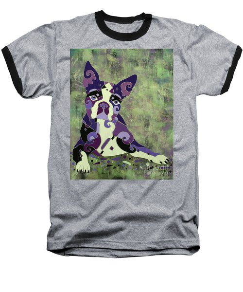 On Stand By Baseball T-Shirt