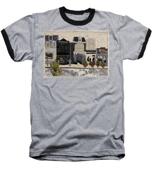 On The Avenue Baseball T-Shirt