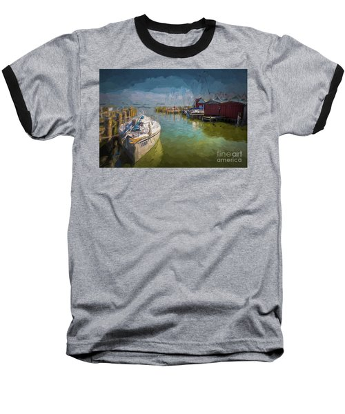 On The Baltic Sea Baseball T-Shirt