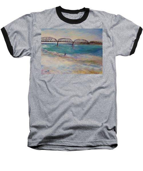 On The Bank Baseball T-Shirt