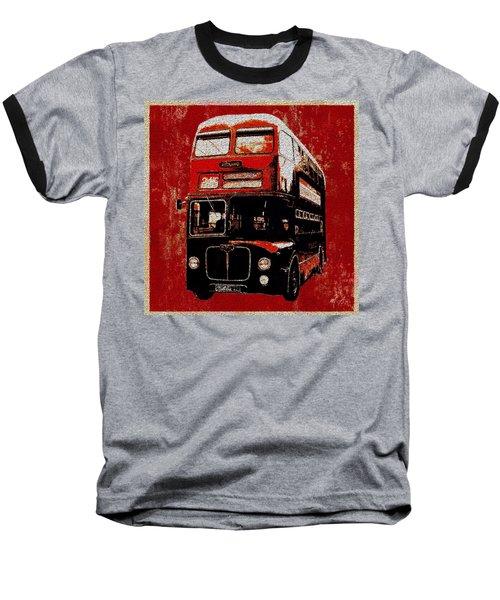 On The Bus Baseball T-Shirt
