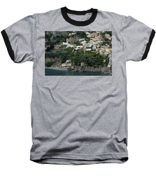 On The Coastal Road Baseball T-Shirt