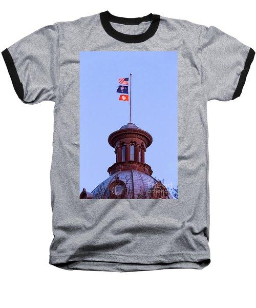 On The Dome-5 Baseball T-Shirt