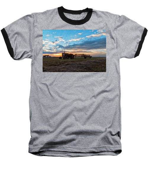 On The Farm Baseball T-Shirt