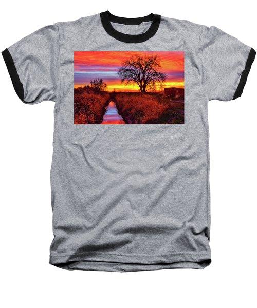 On The Horizon Baseball T-Shirt