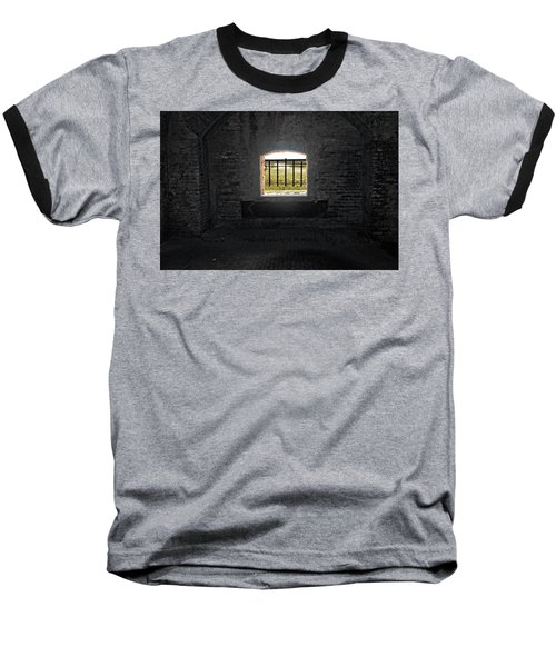 On The Inside Looking Out Baseball T-Shirt