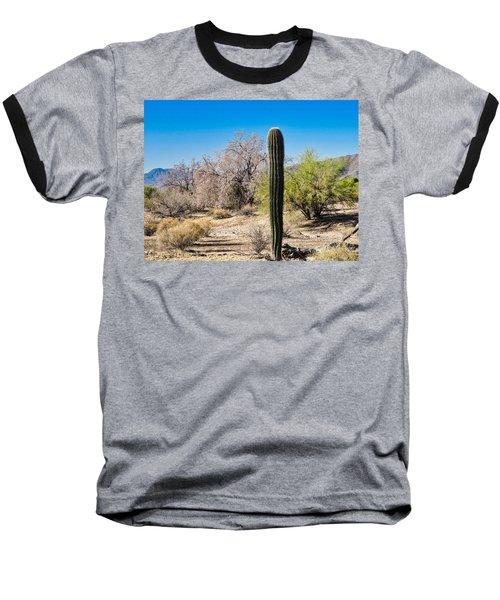 On The Ironwood Trail Baseball T-Shirt