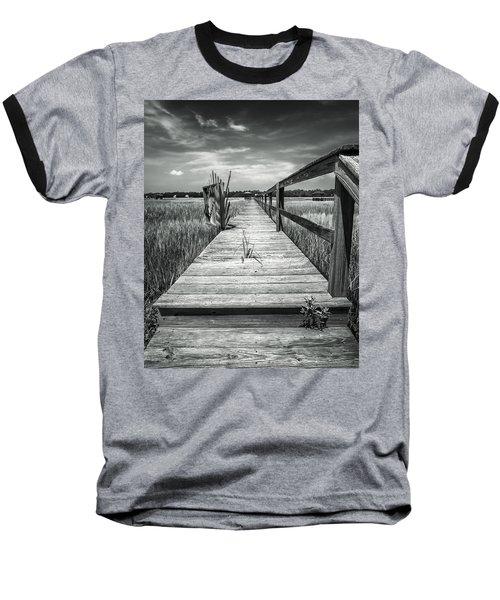 On The Island Baseball T-Shirt