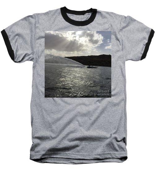 On The Lake Baseball T-Shirt
