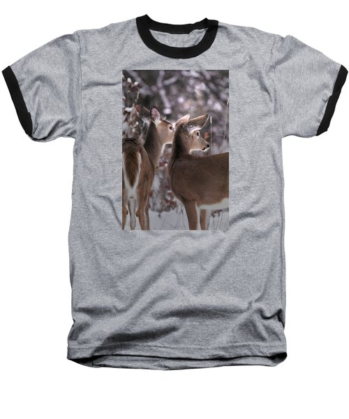 On The Look Out Baseball T-Shirt