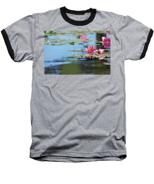 On The Pond Baseball T-Shirt