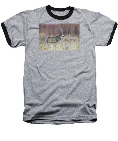 On The River Bank Baseball T-Shirt