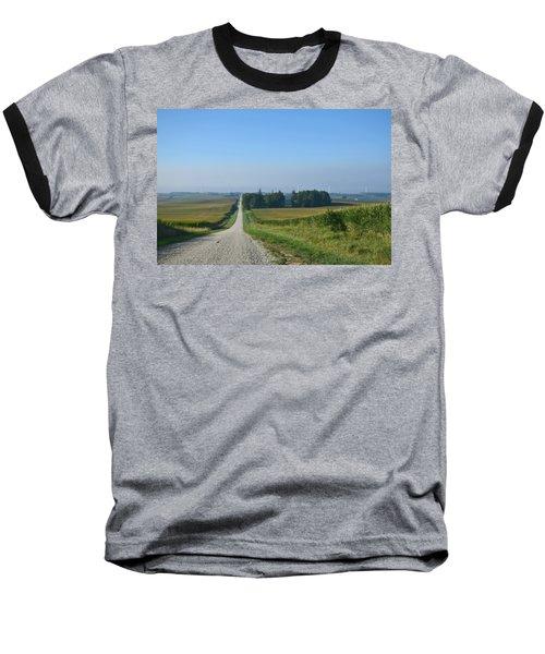 On The Road Again Baseball T-Shirt