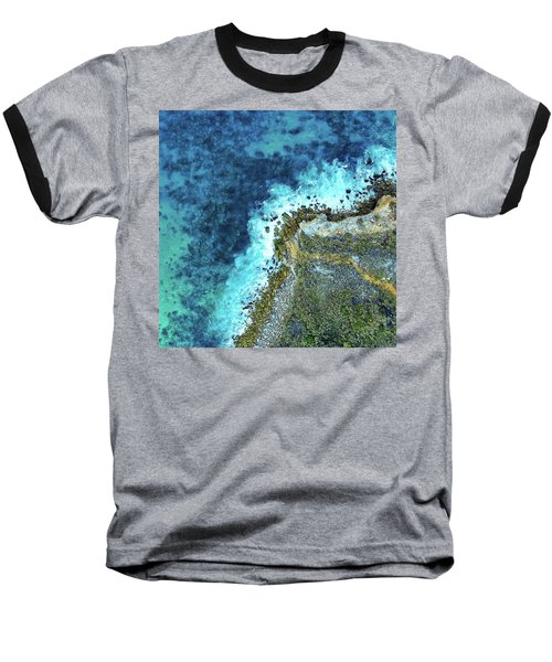 On The Rocks Baseball T-Shirt