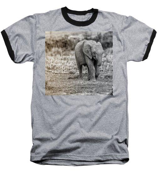 On The Run Baseball T-Shirt