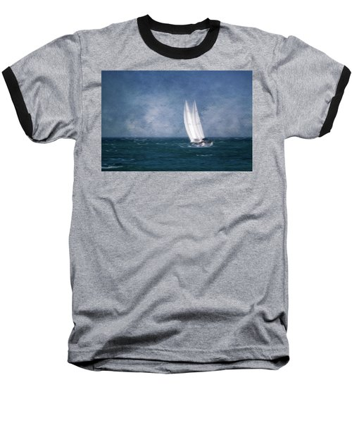 On The Sound Baseball T-Shirt