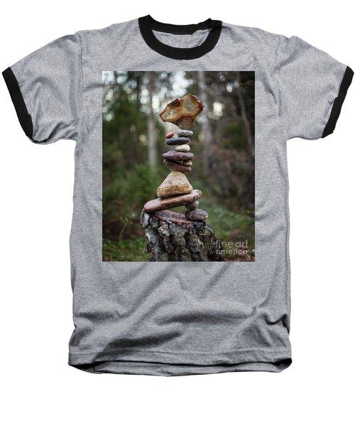 On The Stump Baseball T-Shirt