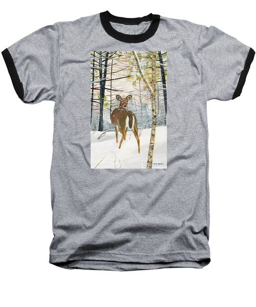 On The Trail Baseball T-Shirt