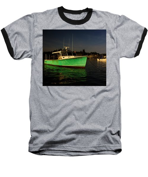 On The Waterfront V Baseball T-Shirt