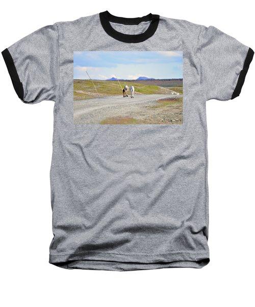 On The Way Baseball T-Shirt