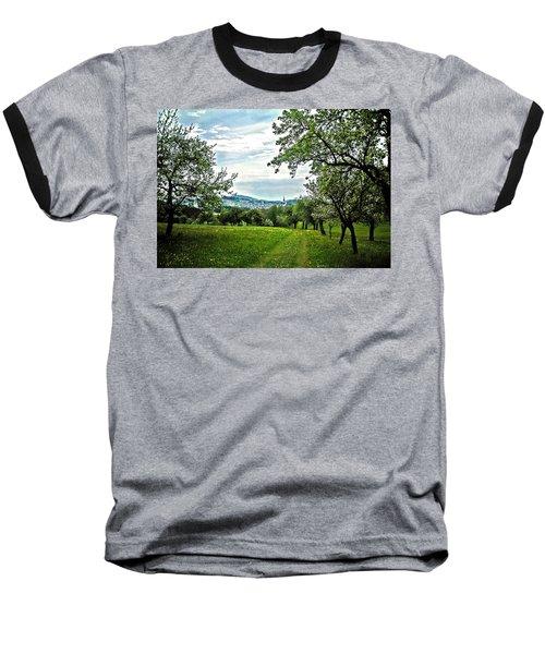 On The Way To Gramastetten ... Baseball T-Shirt