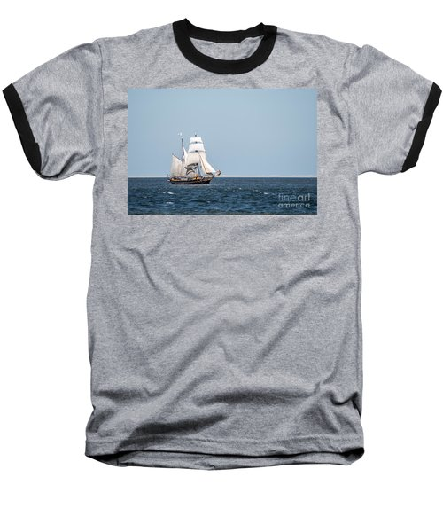 on the way to Texel Baseball T-Shirt by Hannes Cmarits