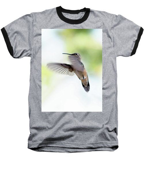 On The Wing 2 Baseball T-Shirt