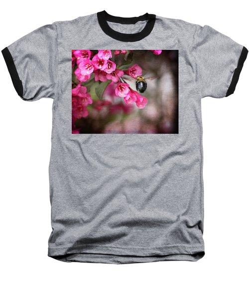 On Wine And Roses Weigela - 2 Baseball T-Shirt