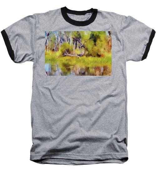 Once A Great Tree Baseball T-Shirt