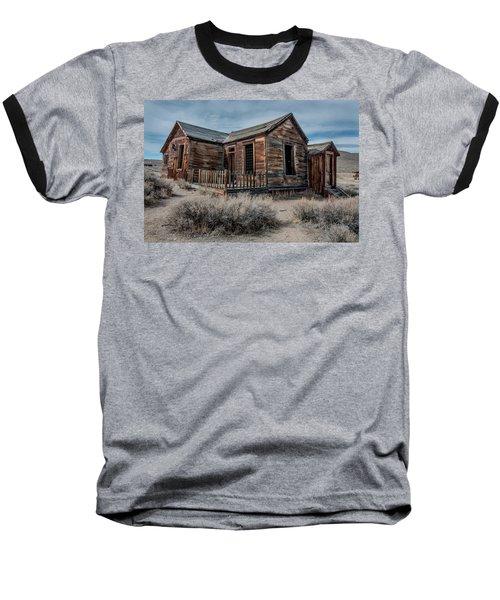Once A Home Baseball T-Shirt by Ralph Vazquez