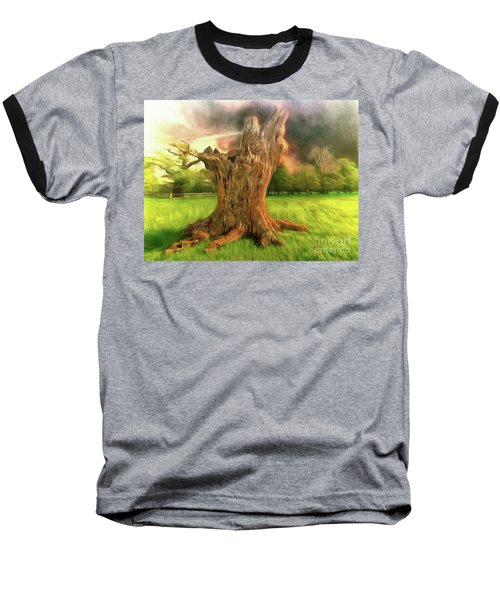Once I Touched The Stars Baseball T-Shirt