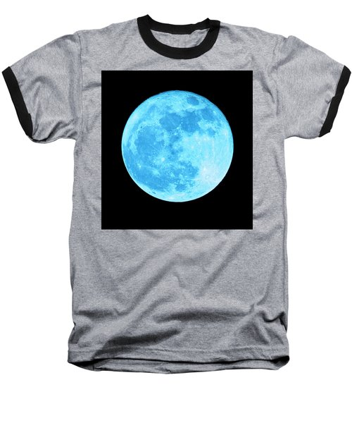 Once In A Blue Moon Baseball T-Shirt