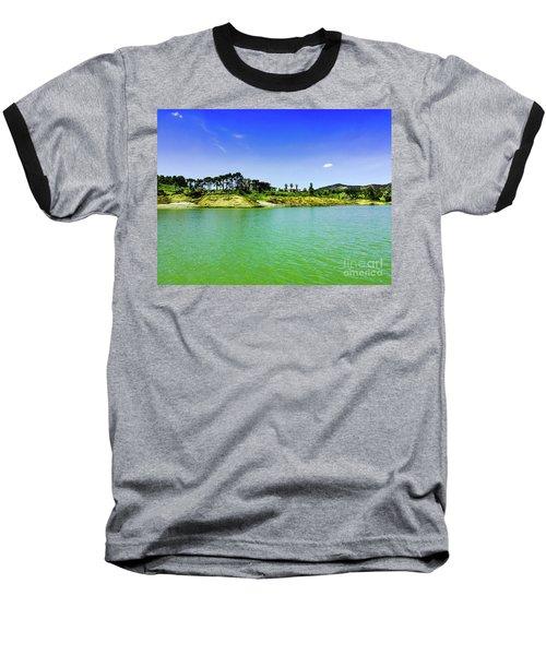 Once Upon A Crime Baseball T-Shirt