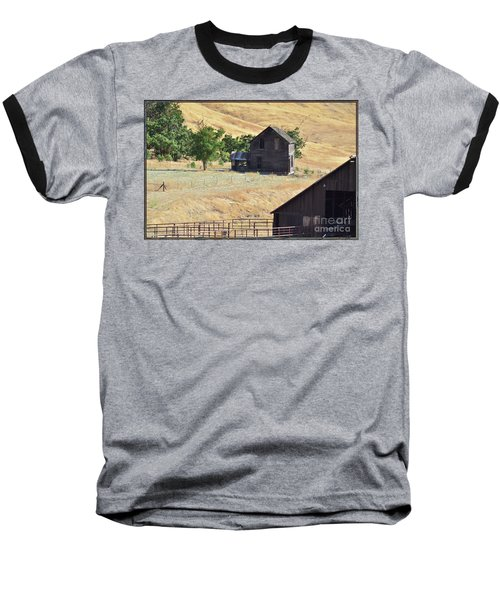 Once Upon A Homestead Baseball T-Shirt