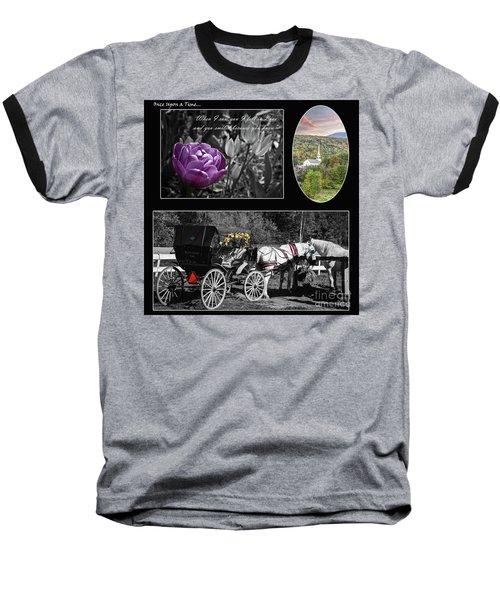 Once Upon A Time... Baseball T-Shirt