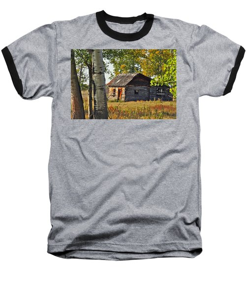 Baseball T-Shirt featuring the photograph Once Upon A Time by Johanna Bruwer