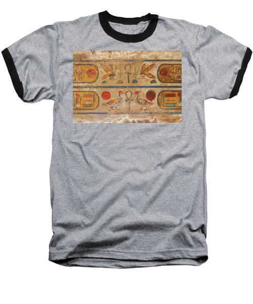 Once Upon A Time Baseball T-Shirt by Silvia Bruno