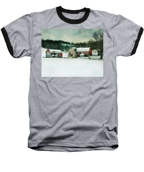 Once Was Special Baseball T-Shirt by Julie Hamilton
