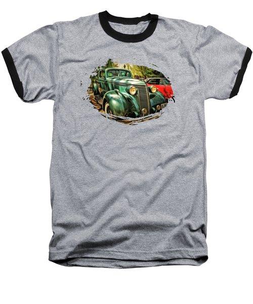 One Cool 1937 Studebaker Sedan Baseball T-Shirt