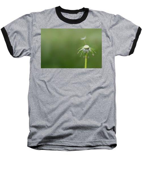 Baseball T-Shirt featuring the photograph One Dandy by Bess Hamiti