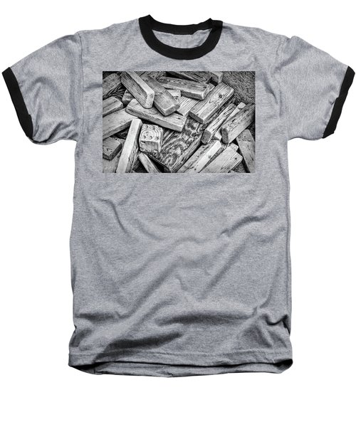 One Die Baseball T-Shirt