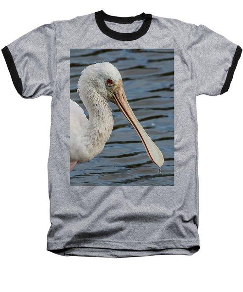 One Drop Closeup Baseball T-Shirt
