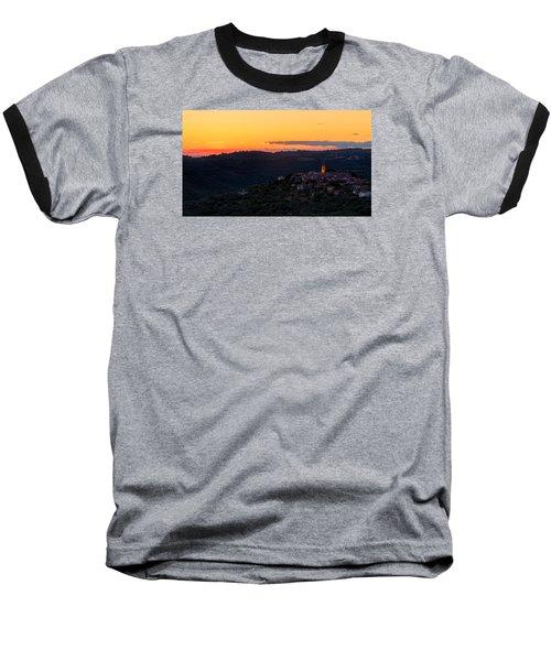 One Evening In September Baseball T-Shirt