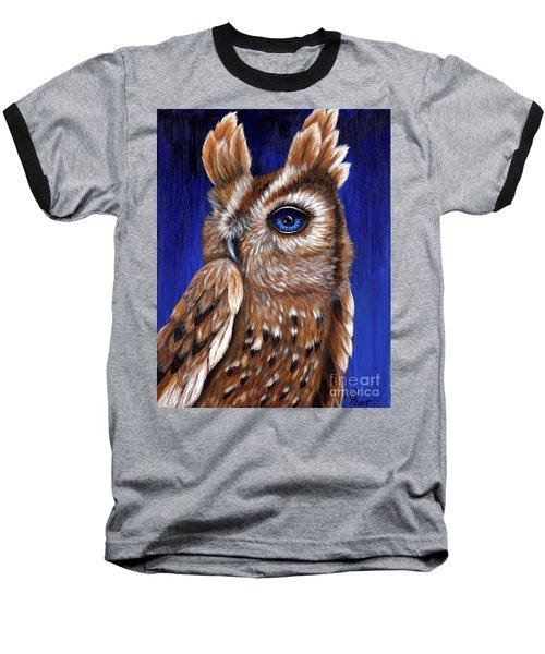 One Eye Willy Baseball T-Shirt