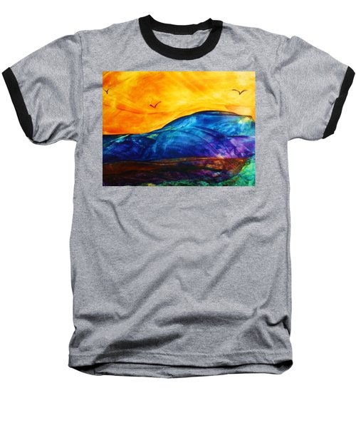 One Fine Day Baseball T-Shirt