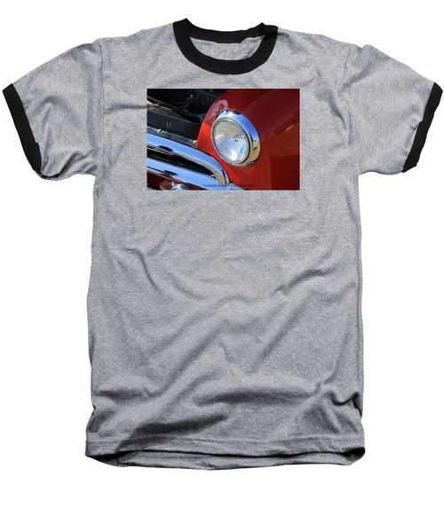 One Headlight Baseball T-Shirt