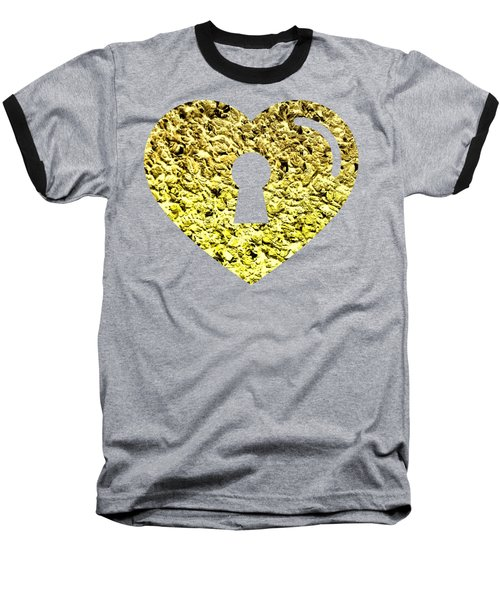 One Heart One Key 2 Baseball T-Shirt