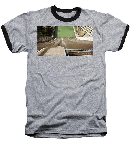 One Heckuva Waterslide Baseball T-Shirt